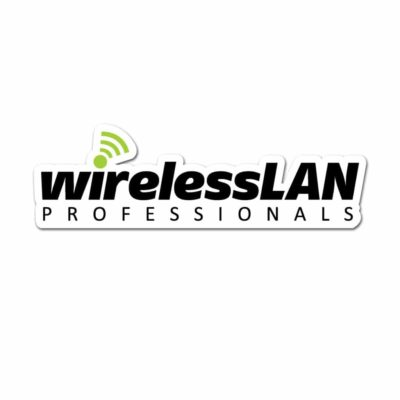Wireless LAN Professionals Logo Sticker