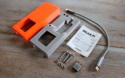 WLAN Pi Handheld Case Kit