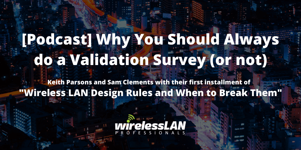 [Podcast] Why You Should Always Do A Validation Survey – or not