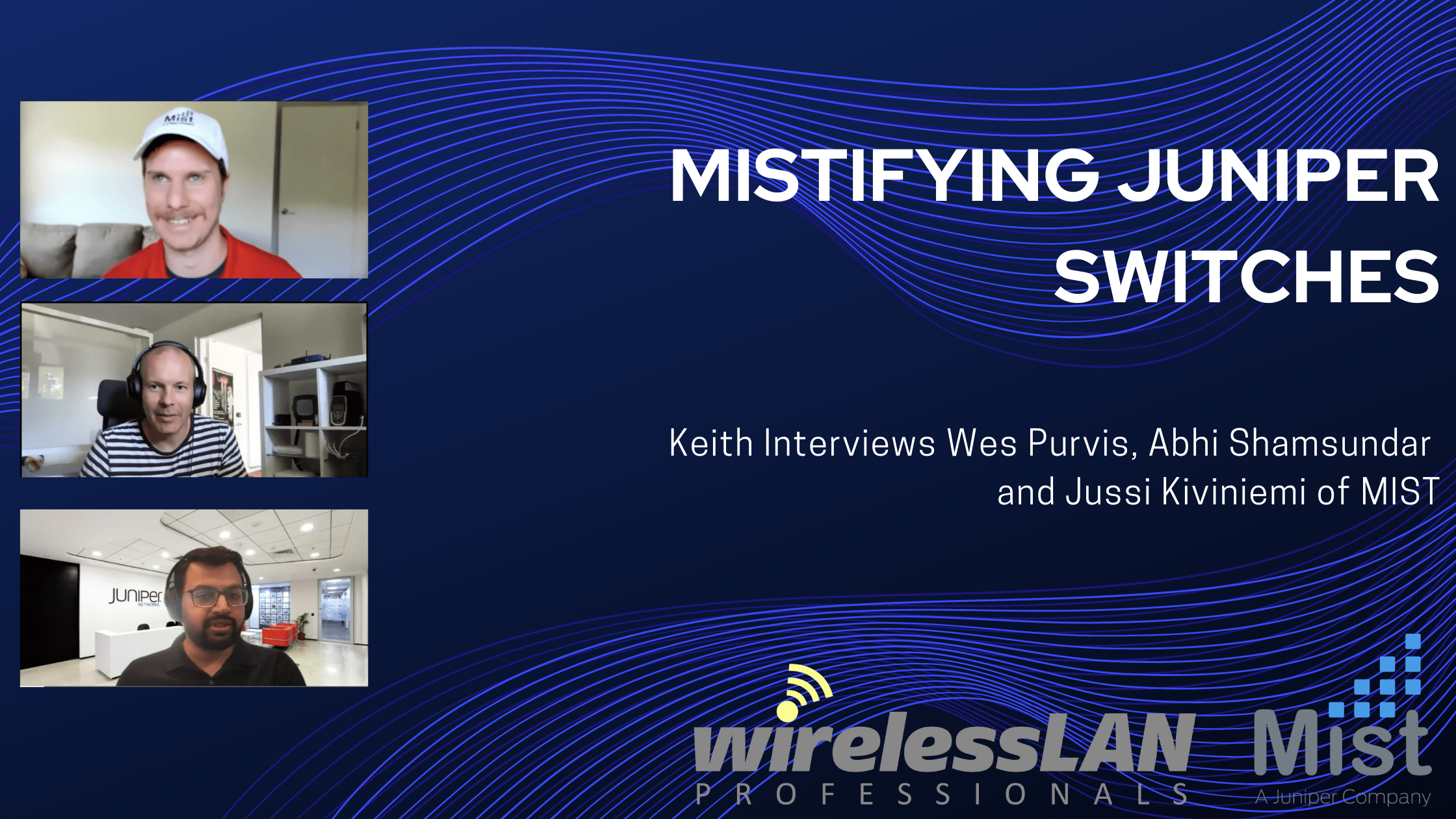 [PODCAST] Mistifying Juniper Switches