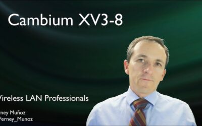 Cambium Networks XV3-8 Review