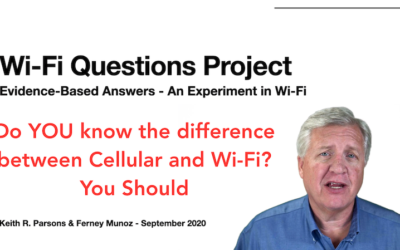 Do You Know The Difference Between Wi-Fi and Cellular?