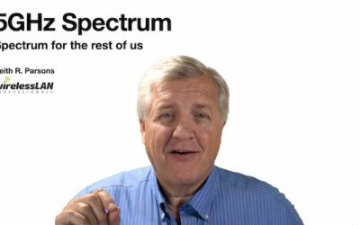 5GHz Spectrum