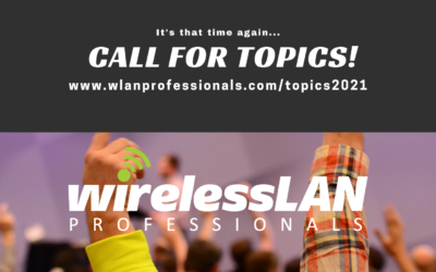 Call for Topics #WLPC 2021