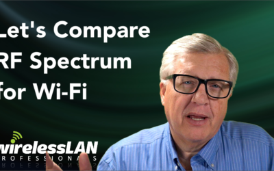 Why is Wi-Fi 6 Better for our WLAN Designs?