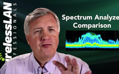Spectrum Analyzer Comparison