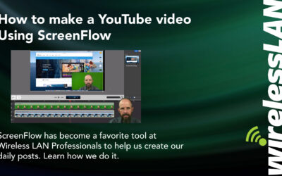 How to use ScreenFlow to make YouTube Videos