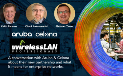 A Special Announcement from Aruba and Celona
