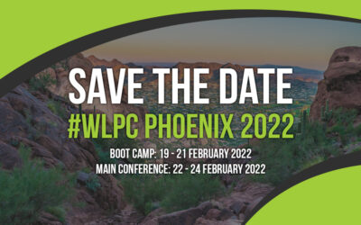 Save the Date for #WLPC Phoenix  22 – 24 February, 2022