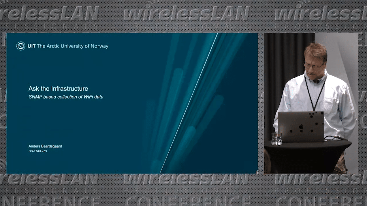 Ask The Infrastructure | Anders Baardsgaard | WLPC Prague 2019