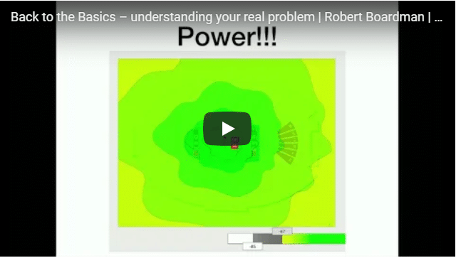Back to the Basics – understanding your real problem | Robert Boardman | WLPC Prague 2018