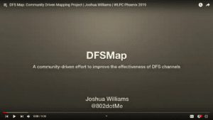 DFS Map Community Driven Mapping Project Joshua Williams