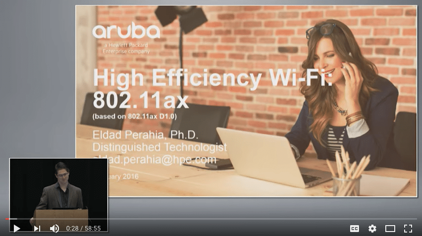 Issues, Goals, and Timeline for High Efficiency 802.11ax