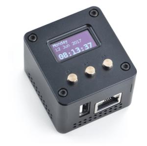 the NanoPi NEO2 customized as a mobile WLAN testing tool