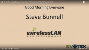 Predictive Modelling and Floor Plans Steve Bunnell WLPC 2019