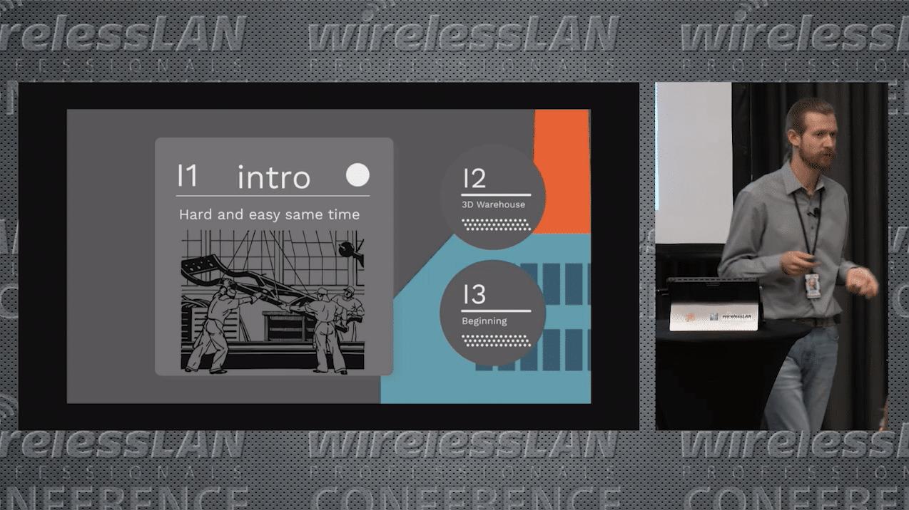 Steel Factory Wi-Fi | Maksim Getman | WLPC Prague 2019
