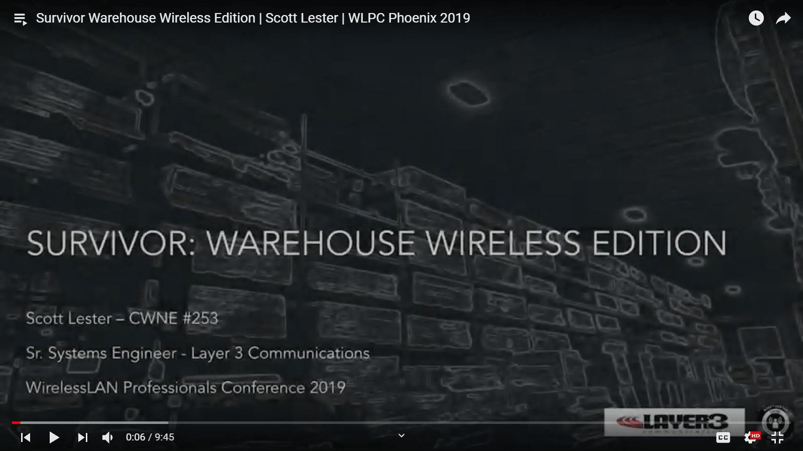 Survivor-Warehouse-Wireless-Edition-Scott-Lester   Wireless