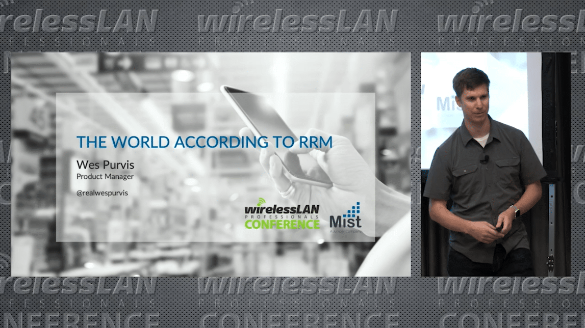 The World According To RRM | Wes Purvis | WLPC Prague 2019