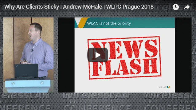 Why Are Clients Sticky | Andrew McHale | WLPC Prague 2018