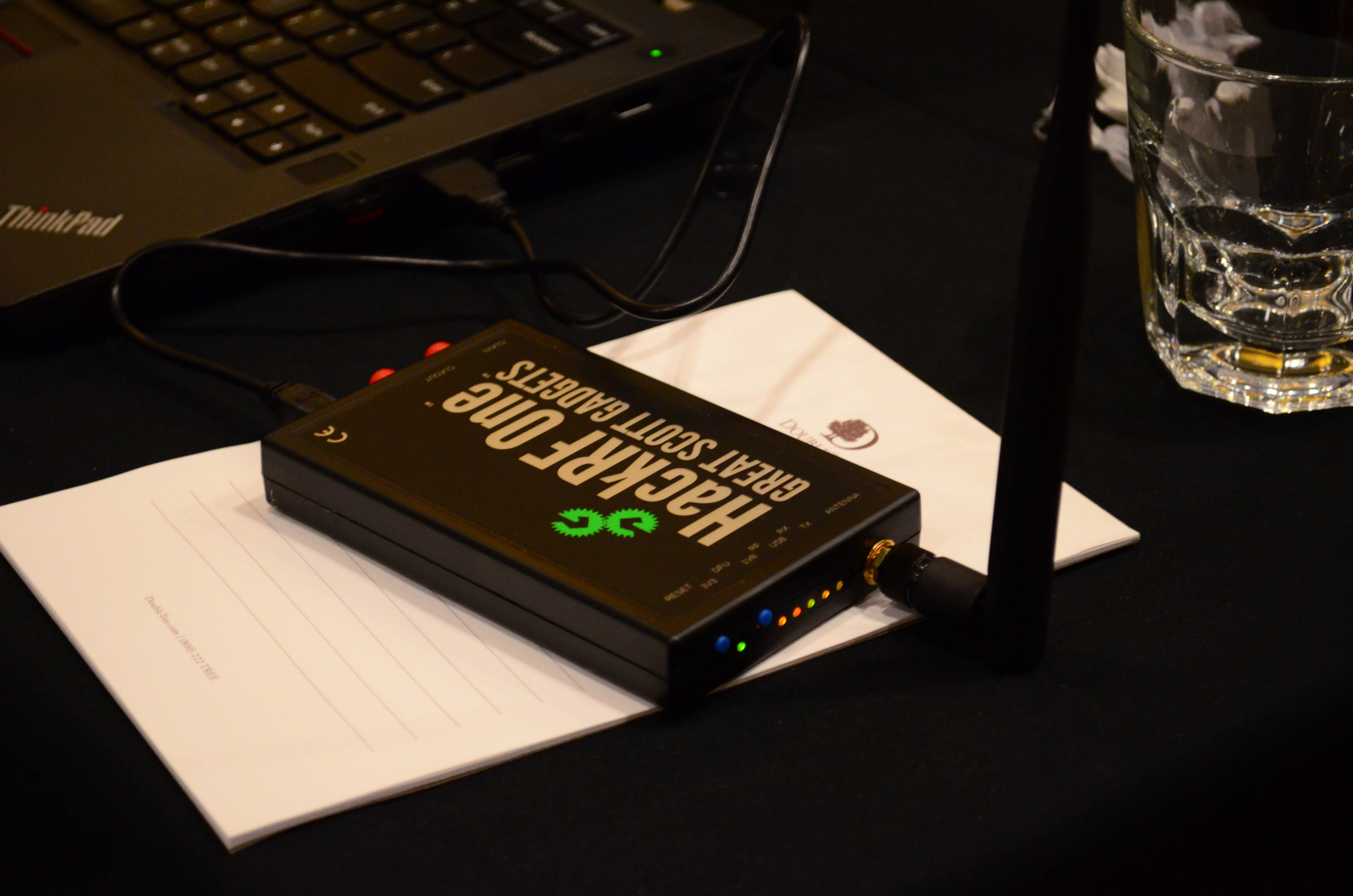 How to Use SDR as a Signal Jammer with Jerry Olla