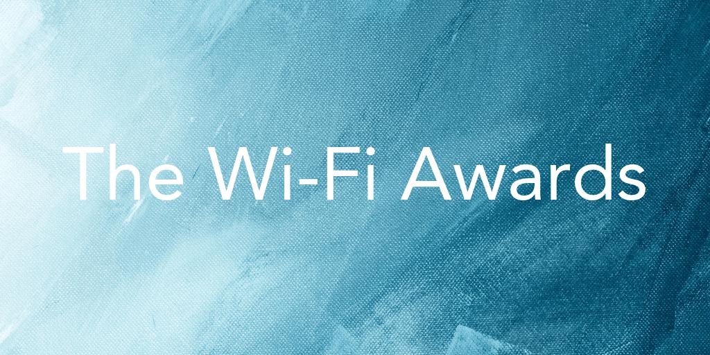 186 | Wi-Fi Awards