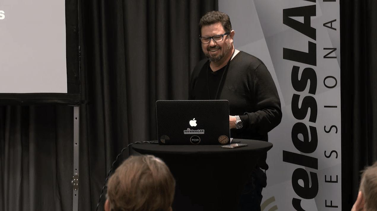 Wi-Fi Shark-Fu | Eddie Forero | WLPC Prague 2019
