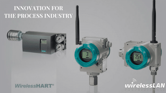 WirelessHart Innovation for Process Industry
